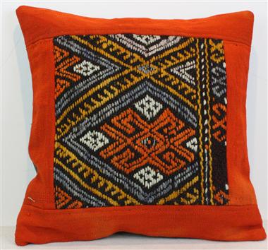 M1205 Turkish Kilim Cushion Cover