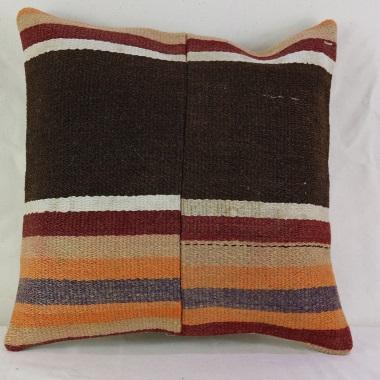 M1251 Turkish Kilim Cushion Cover