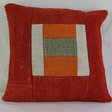 M1477 Turkish Kilim Cushion Cover