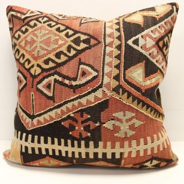 XL440 Turkish Kilim Cushion Cover