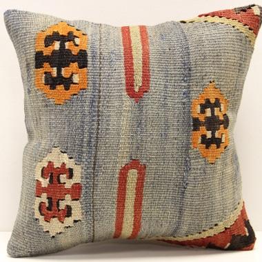 S210 Turkish Kilim Cushion Cover