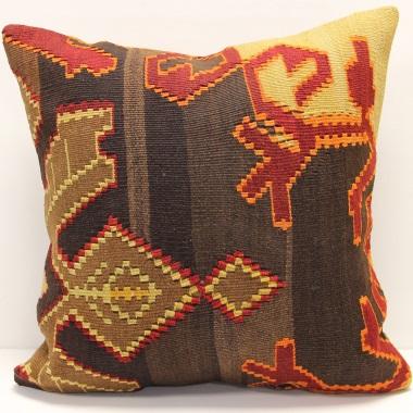L713 Turkish Kilim Cushion Cover
