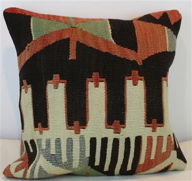 Turkish kilim cushion Covers UK M898