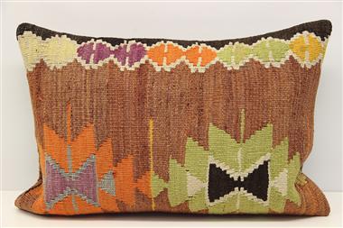 D301 Turkish Kilim Pillow Cover
