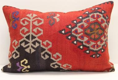 D312 Turkish Kilim Pillow Cover