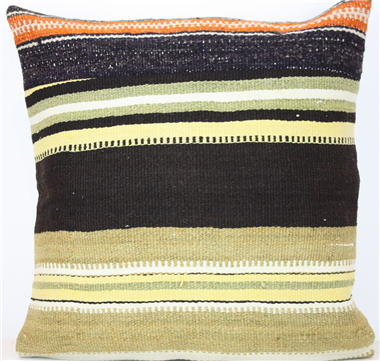 Turkish Kilim Pillow Cover M1459