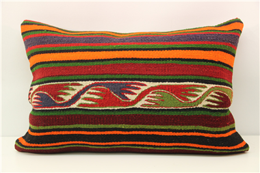 D412 Turkish Kilim Pillow Covers