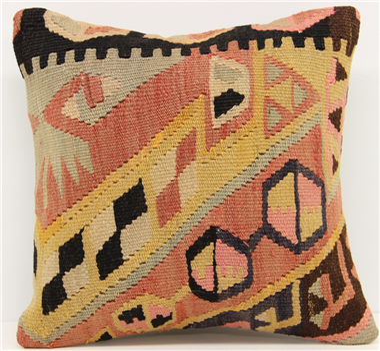 Turkish Kilim Pillow Covers S319