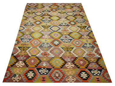 R8935 Turkish Kilim Rugs