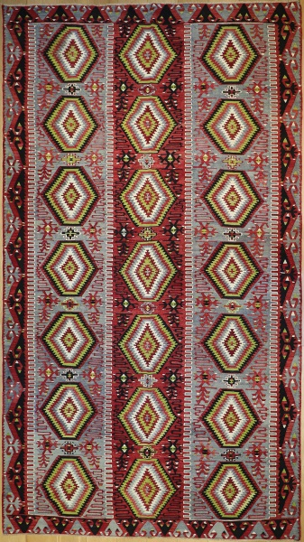 R8937 Turkish Kilim Rugs London