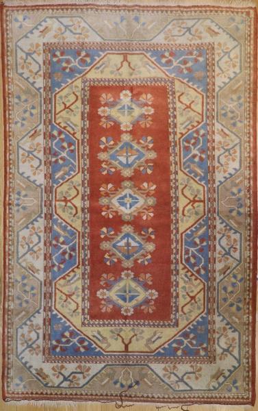 R9372 Turkish Milas Carpet