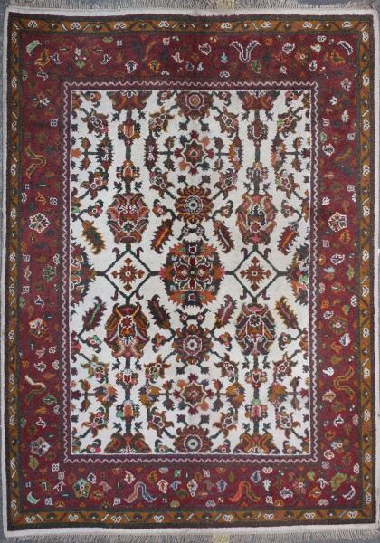 R3394 Turkish Ushak Carpet