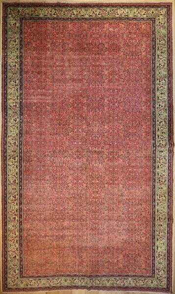 F1298 Turkish Vintage Kayseri Carpet
