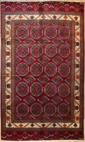 R5837 Turkoman Yomut Carpet