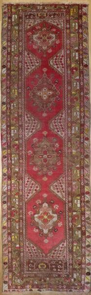 Vintage Anatolian Carpet Runner R361