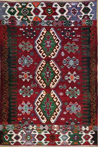 R8920 Vintage Flat Weave Kilim Rugs