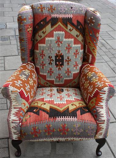 Admirable R3981 Kilim Furniture Kilim Covered Chairs Kilim Sofas Ibusinesslaw Wood Chair Design Ideas Ibusinesslaworg
