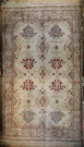 R9356  Turkish Ushak Carpet