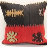L489 Afghan Kilim Cushion Cover