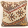 S362 Anatolian Kilim Cushion Cover