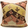 XL464 Anatolian Kilim Cushion Cover