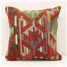 Antique Anatolian Kilim Cushion Cover M976
