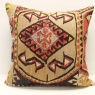 XL248 Antique Kilim Pillow Cover