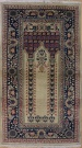 R969 Antique Turkish Bandirma Rug