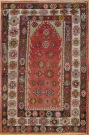 R7503 Antique Turkish Kayseri Kilim Rug
