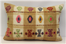 D54 Antique Turkish Kilim Pillow Cover