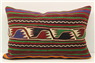 D399 Antique Turkish Kilim Pillow Cover