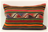 D423 Antique Turkish Kilim Pillow Cover