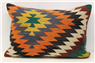 Antique Turkish Kilim Pillow Cover D125
