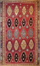 R8947 Antique Turkish Kilim Rugs
