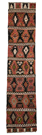 R94 Antique Turkish Malatya Kilim Runner