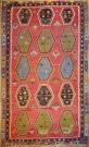 R7791 Antique Turkish Sarkisla Kilim Rug