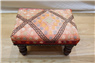 Beautiful Antique Kilim Footstools R7018