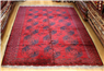 R8784 Beautiful hand woven Turkmenistan Ersari Carpet