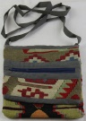 Beautiful Handmade Turkish Kilim Handbag H2