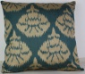 i12 Beautiful Silk Ikat Cushion Covers