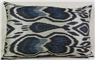 i61 Beautiful Silk Ikat Cushion Pillow Covers