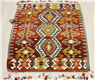 R8936 Beautiful Vintage Turkish Kilim Rugs