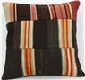 Decorative Turkish Kilim Cushion Cover M1359