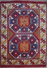 R1215 Antique Turkish Ezine Rug