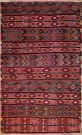 R9146 Flat Weave Turkish Kilim rugs