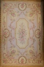 F748 French Needle Point Rug
