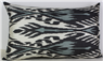 i39 Gorgeous Silk Ikat Cushion Pillow Covers