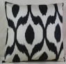 i4 Handmade ikat pillow cover