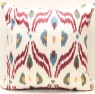 i13 Handmade ikat pillow cover