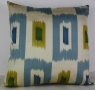 i14 Ikat Pillow cover
